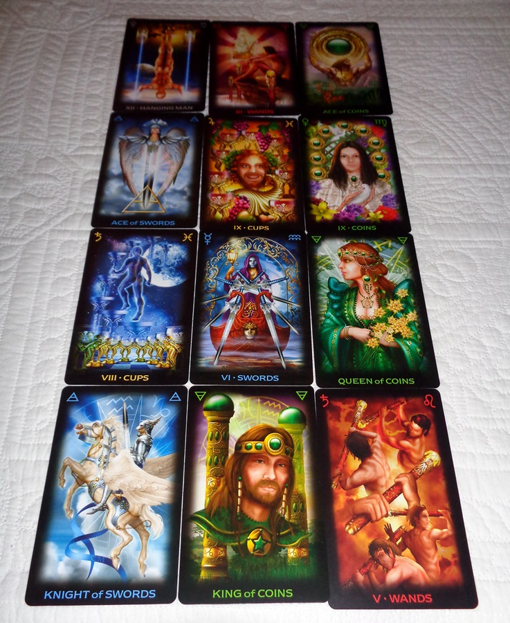 The Tarot of Dreams Deck Interview | Parsifal's Wheel
