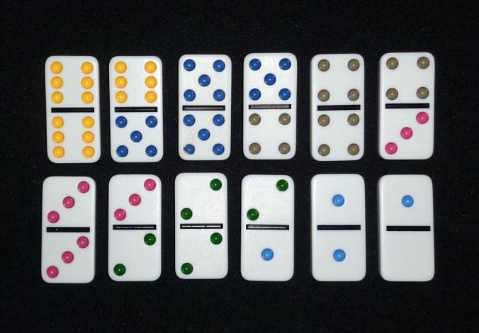 Dominoes as 78